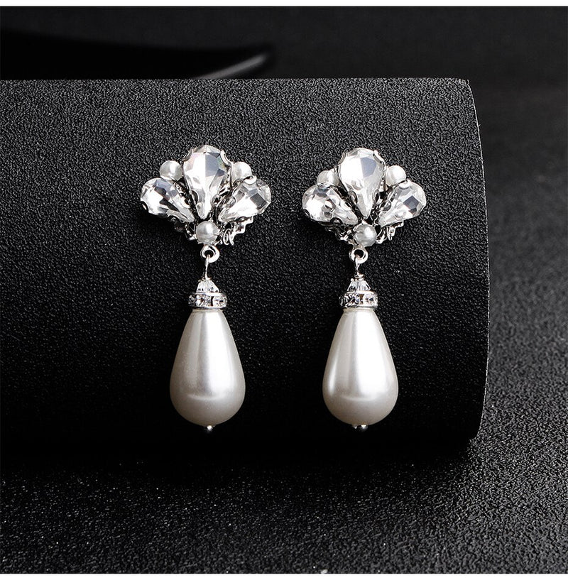 Ariana Wedding Earrings