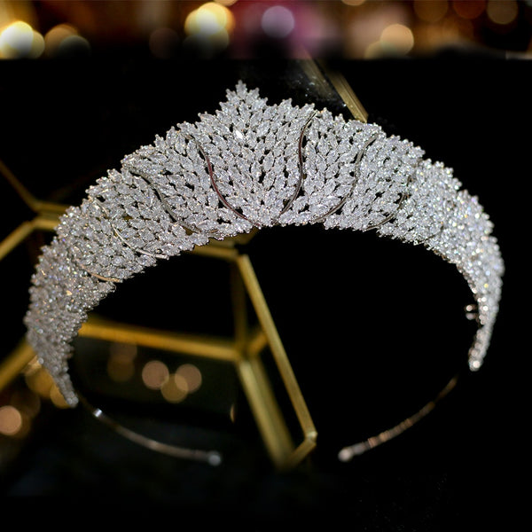Sefu Wedding Tiara