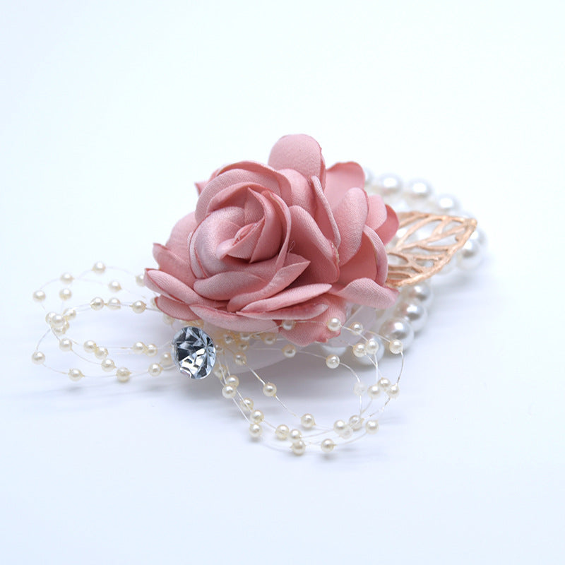 Wedding Corsages/Boutonnieres (5-Colors)