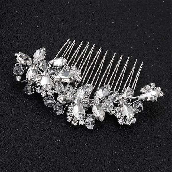 Frost Bridal Hair Comb