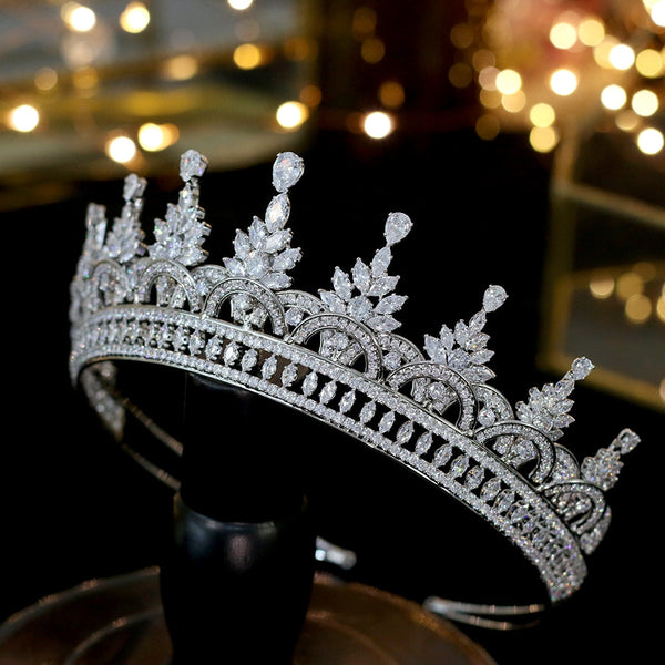 Valence Wedding Tiara