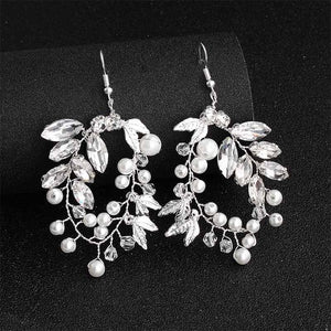 Marcella Wedding Earrings