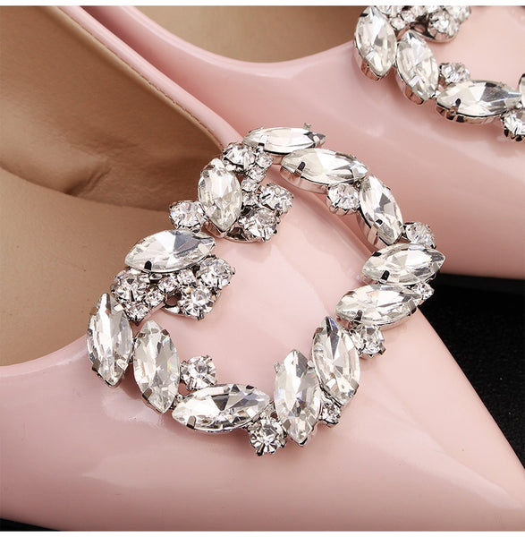 Lara Bridal Shoe Clips