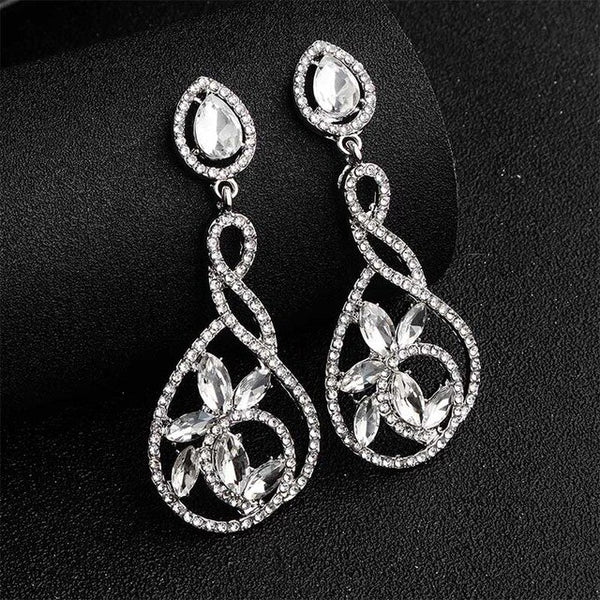 Lorenza Wedding Earrings