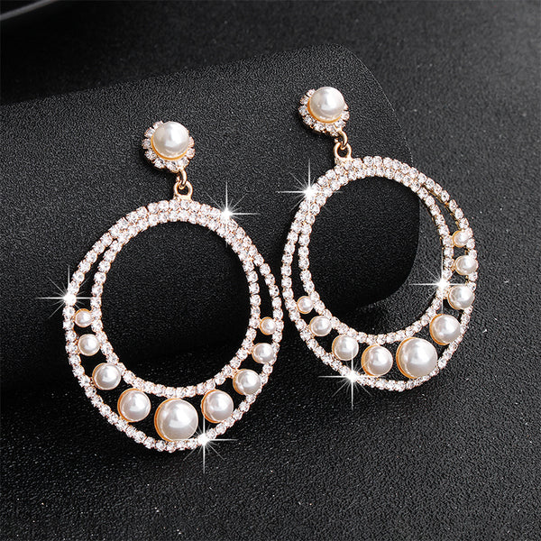 Eleanora Wedding Earrings