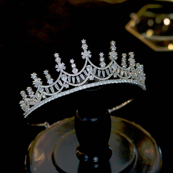 Britta Wedding Tiara