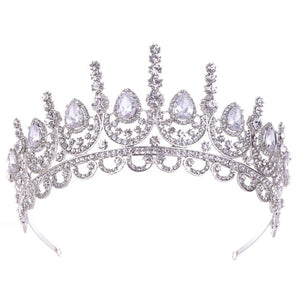 Janet Wedding Tiara