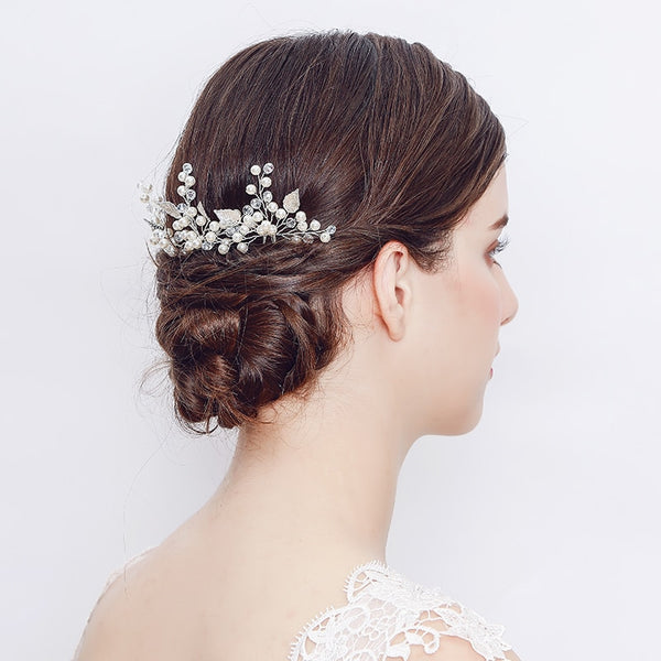 Eva Bridal Hair Pin
