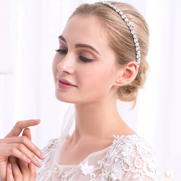Poppy Bridal Headbands