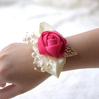 Wedding Corsages (15-Colors)
