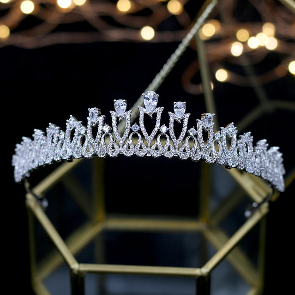 Aria Wedding Tiara