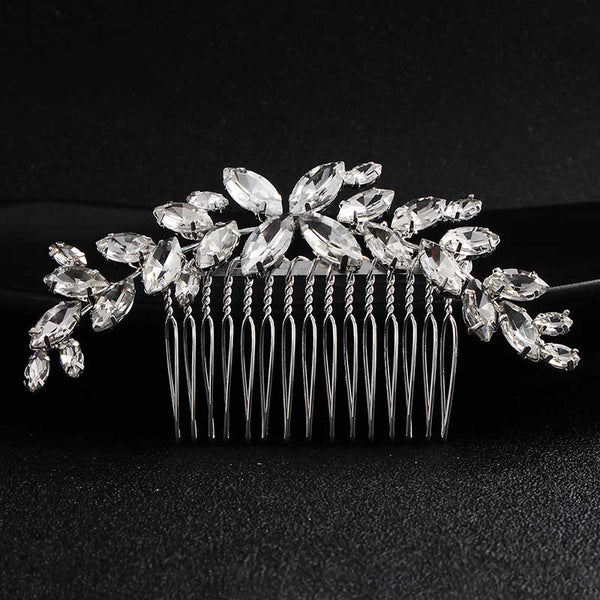 Gold/Silver Hair Combs & Pins (Multi-Style)
