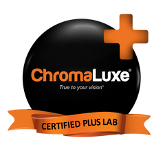 ChromaLuxe Certified lab