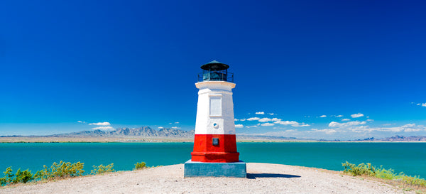 Vermilion Lighthouse - Lake Havasu City