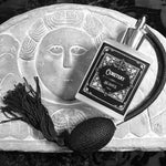 Cemetery Eau De Parfum- dragonsblood resin, grass, earth, moss, wood, and hints of vanilla and patchouli.