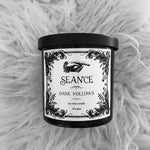 Dark Hollows Candle (leather, earth)