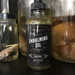 Oddities Embalming Oil- (lotion oil)