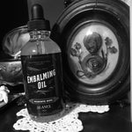 Memento Mori Embalming Oil- (lotion oil)