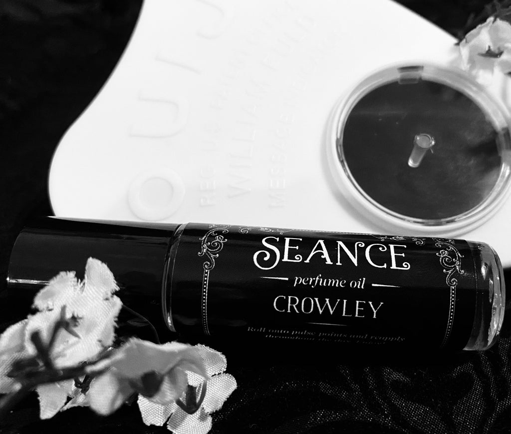 Crowley (nag champa, incense)