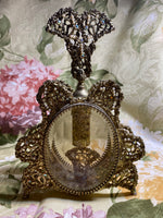 Vintage French Perfume Bottle - Decorative, STUNNING PIECE!!!