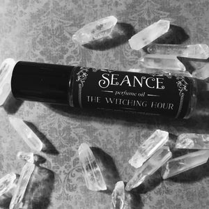 The Witching Hour (smoky chocolate, cedarwood, saffron, sandalwood)