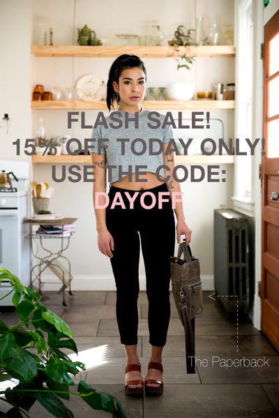 flash sale today only!