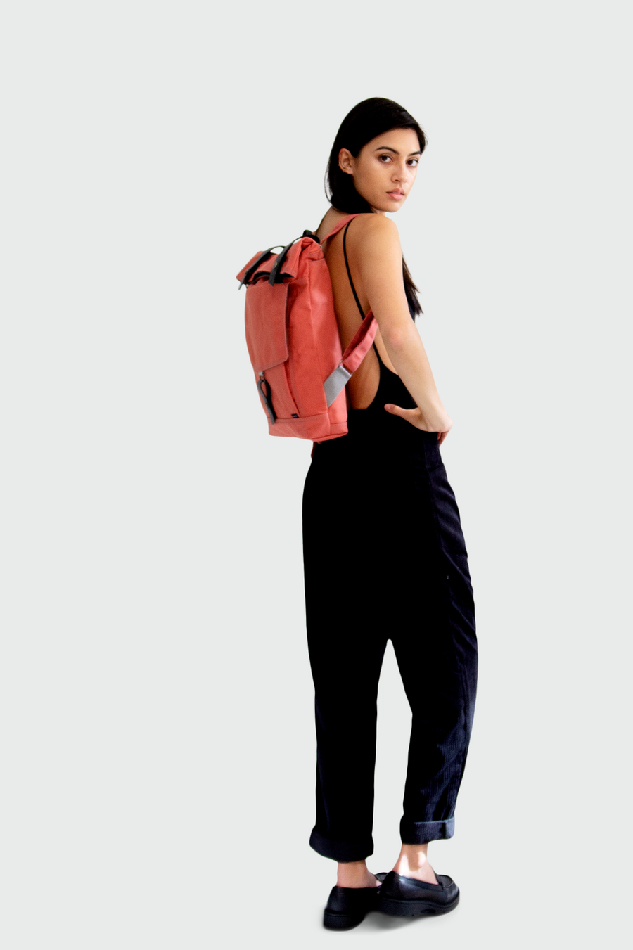 Backpack no.1 in GRAPEFRUIT
