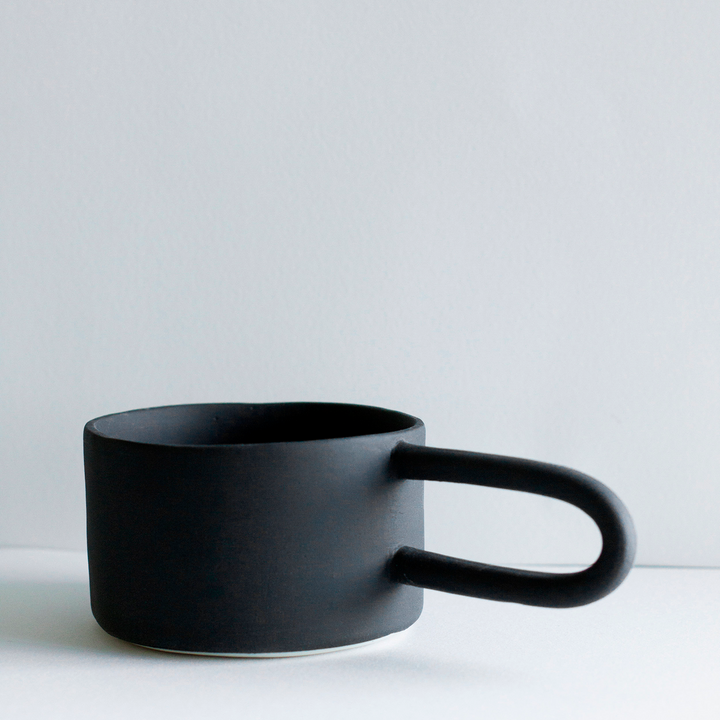 Coffee Mug in matte black