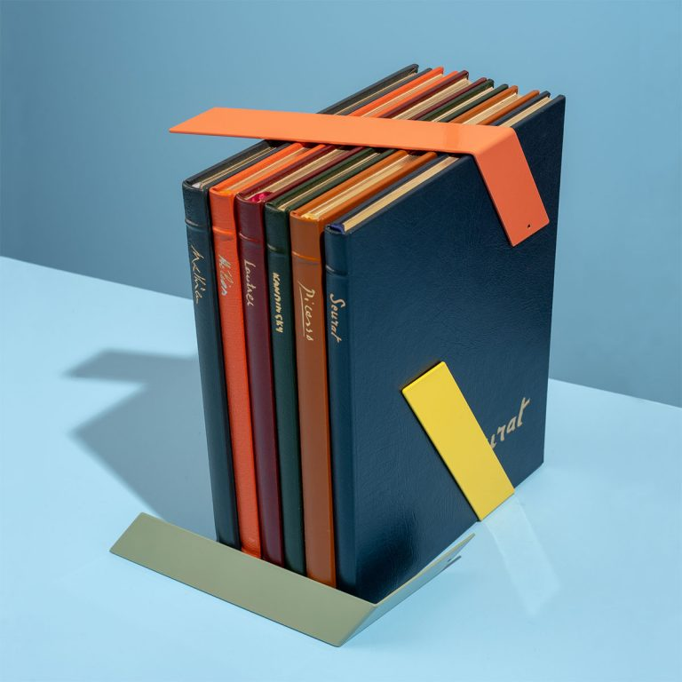Fruitsuper Bookends - three colors