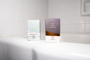 DoTL Shampoo & Body Bar - Moon Flower