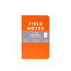Field Notes - Water Proof Notebooks