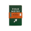 Field Notes - Mile Marker Books