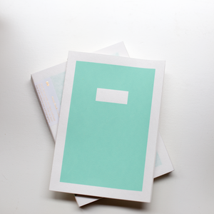 Hanji Notebook - Mint