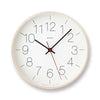 Mnemon Wall Clock by Lemnos - SECONDS