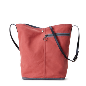 Tote no.1 in GRAPEFRUIT
