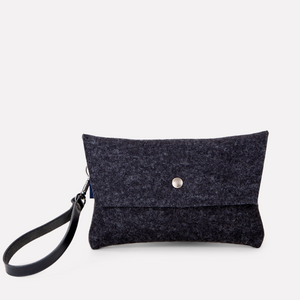 Tiny Fanny Pack - CHARCOAL