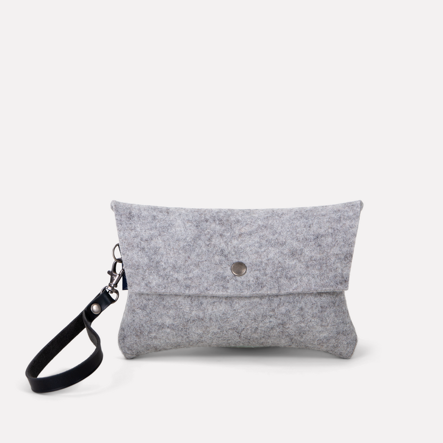 Tiny Fanny Pack - LIGHT GRAY