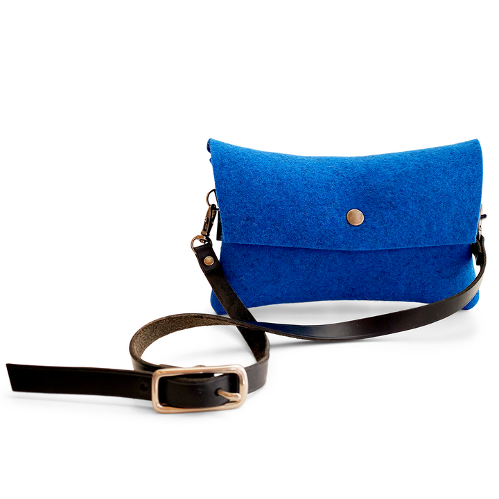 Tiny Clutch - Deep Blue