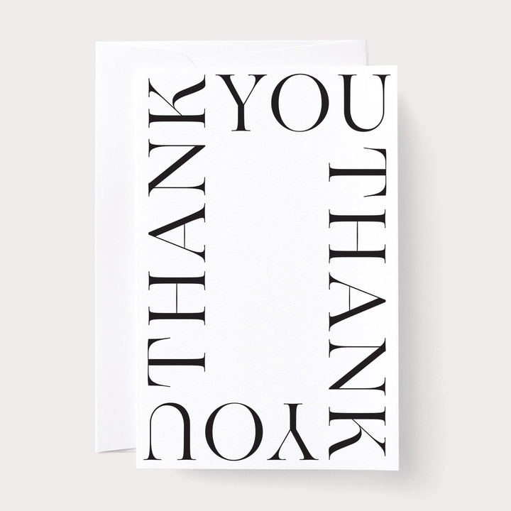 CARD: Thank you