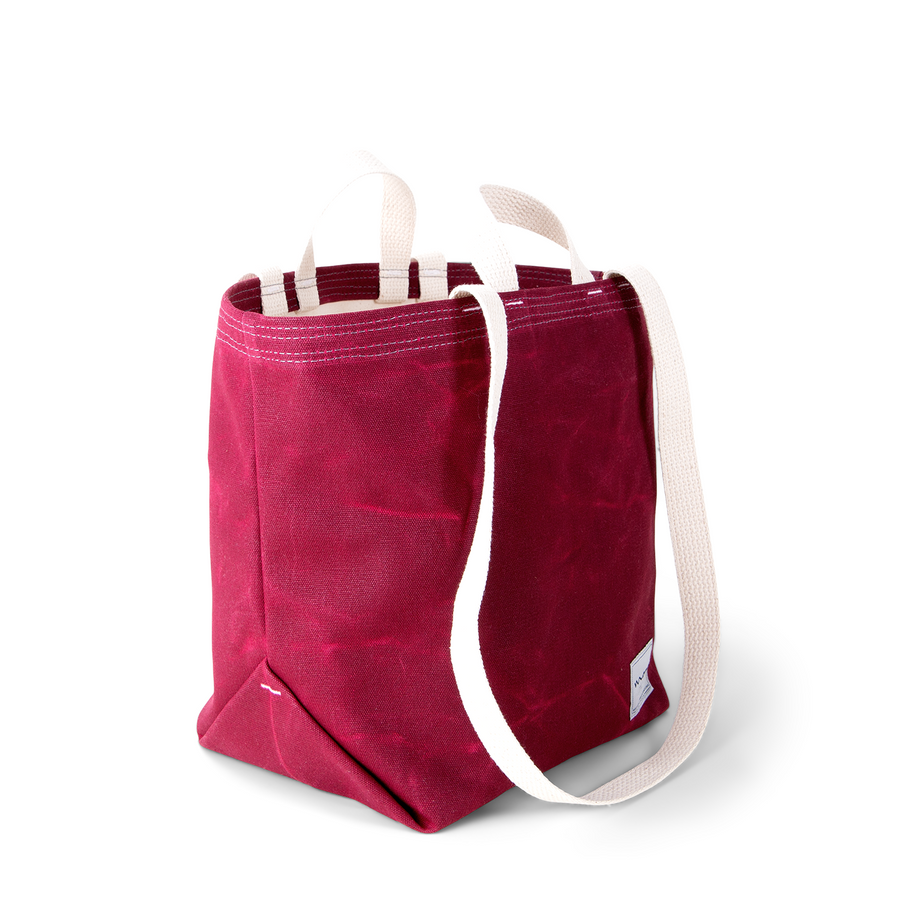 The Utility Tote - in SUMAC - limited edition