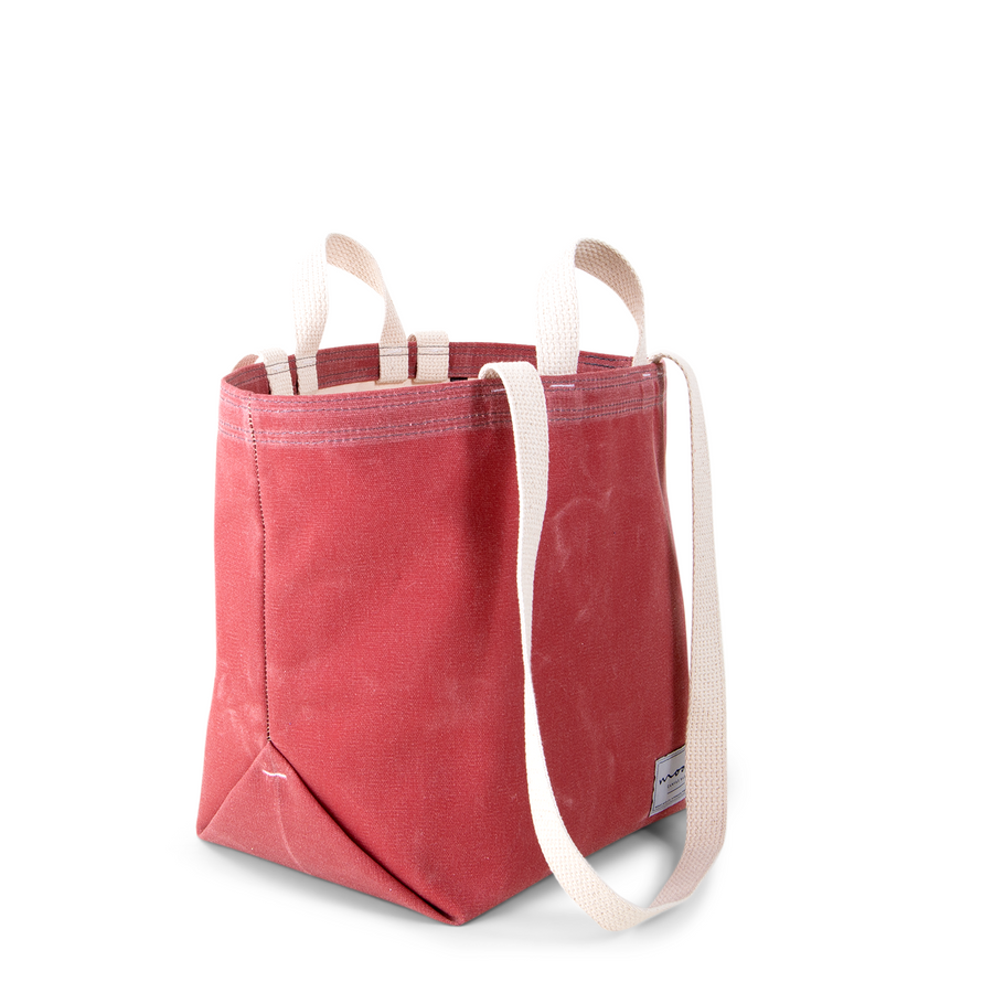 The Utility Tote - in FRUITSNACK