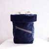 Backpack No.4 in Deep Navy