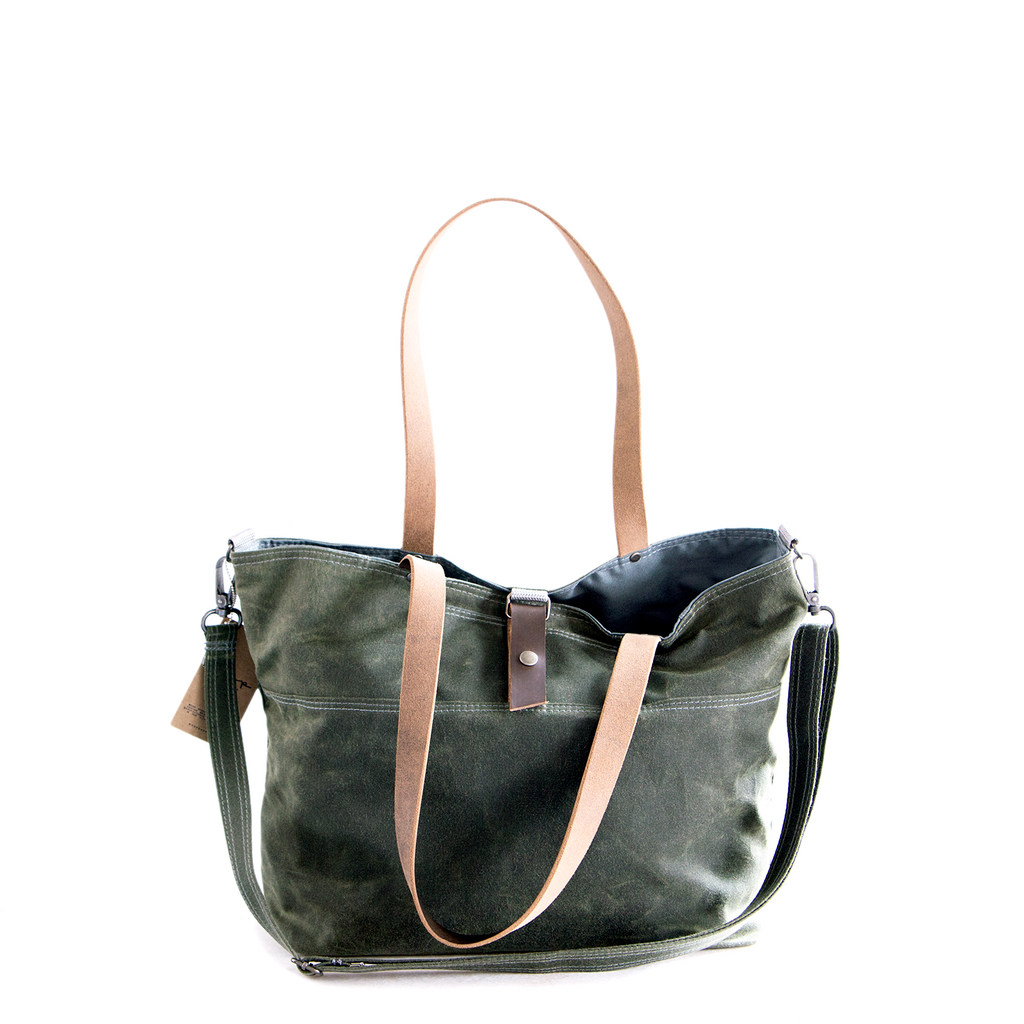 The Carrier   In Three Colors