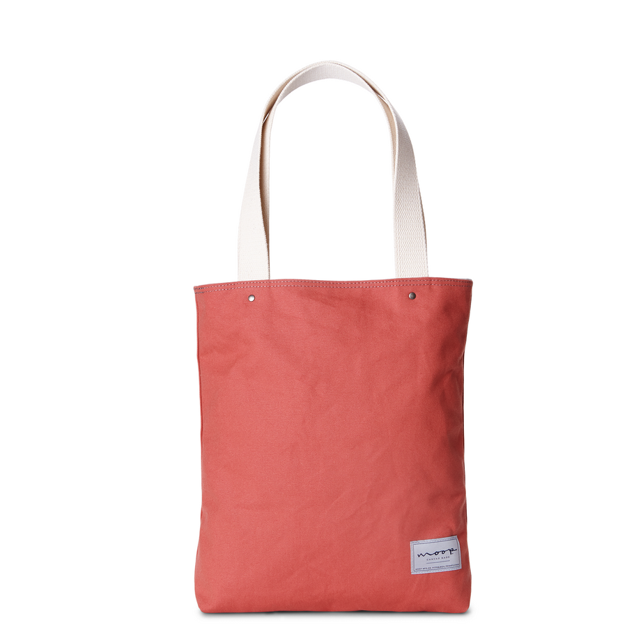 The Work Tote in GRAPEFRUIT