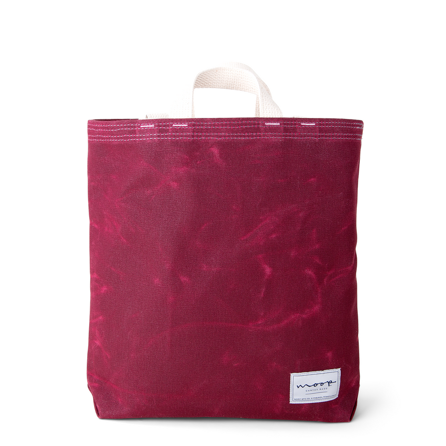 The Work Tote - in SUMAC - limited edition