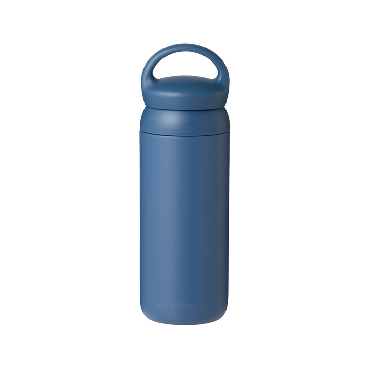 Kinto Coffee / Water Day Off Thermos - Navy