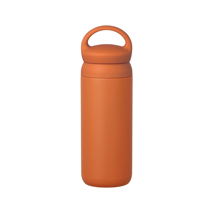 Kinto Coffee / Water Day Off Thermos - Orange