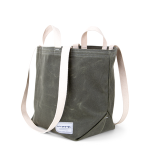The Utility Tote - in CANOE