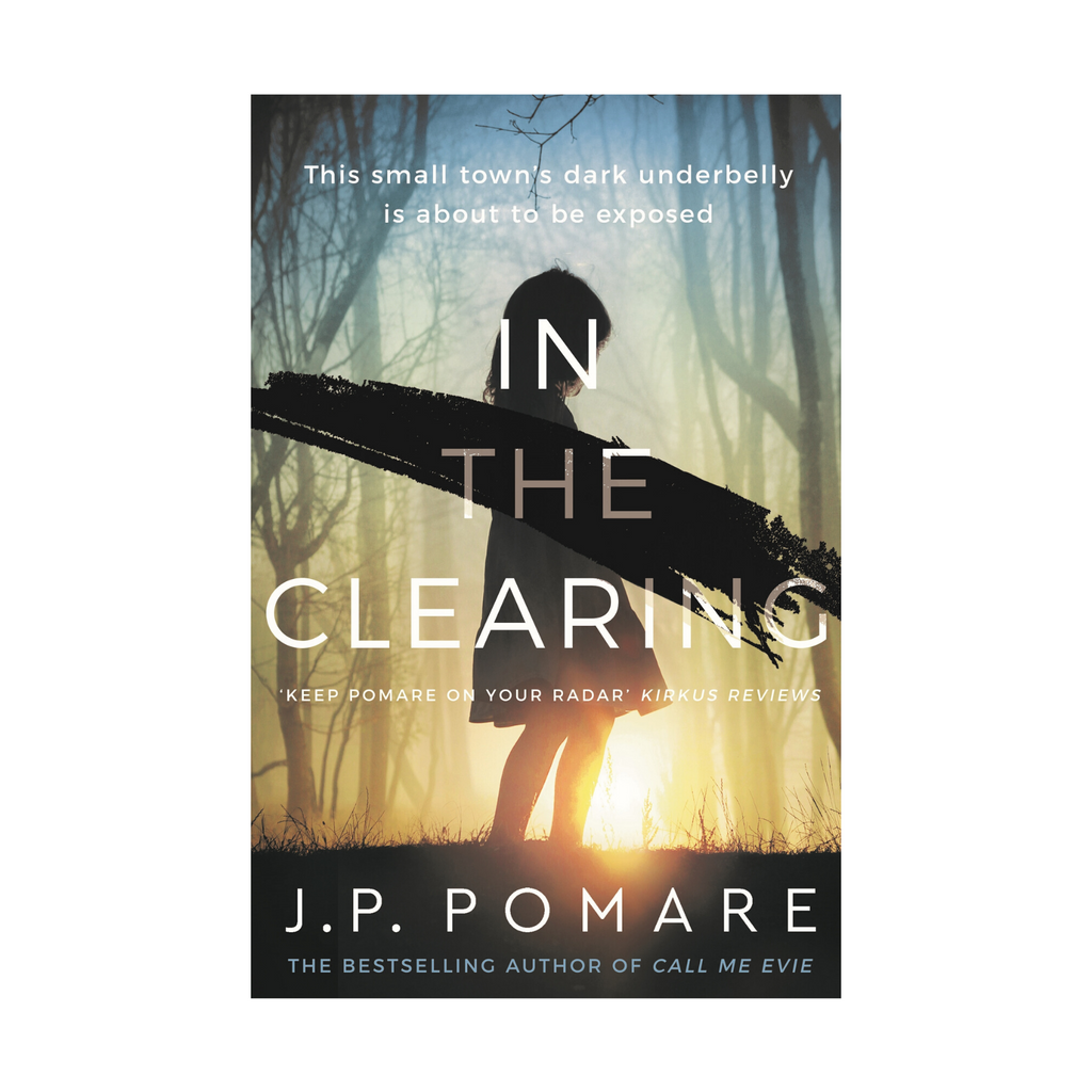 In the Clearing, J.P. Pomare, Emily's review