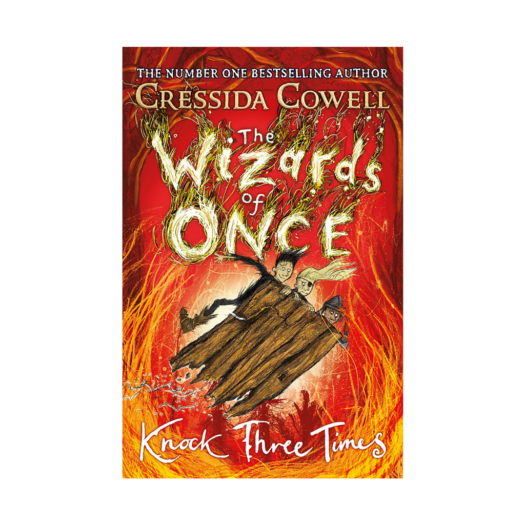 Wizards of Once, Knock Three Times (book 3)